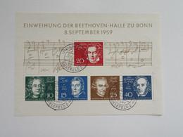Sevios / Duitsland / **, *, (*) Or Used - Oblitérés