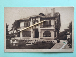 CPSM 64 - HENDAYE, Villa «Gure Kayola», Maison D'enfants Et Colonies Sanitaires - Hendaye