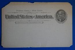 L20 ETATS UNIS CARTE 1902 NON VOYAGEE - Briefe U. Dokumente