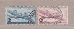 1946 PA8-9 Gestempeld,DC4 Skymaster. - Poste Aérienne