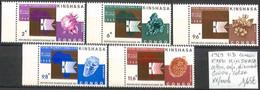 NB - [854565]TB//**/Mnh-RD Congo 1969 - Exposition KINSHASA, Cotton, Café, Diamant, Cuivre, Colza - Ongebruikt