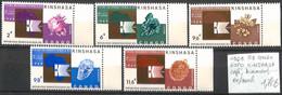 NB - [854567]TB//**/Mnh-RD Congo 1969 - Exposition KINSHASA, Cotton, Café, Diamant, Cuivre, Colza - Ongebruikt