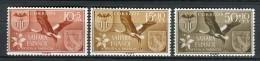Sahara 1958. Edifil 146-48 ** MNH. - Sahara Espagnol