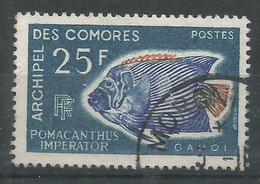 Comores 06 1968 N°48 - Used Stamps