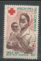 Comores 07 1967 N°45 - Neufs