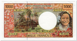 FRENCH PACIFIC TERITORIES,2010-12,P.2k,XF+ - French Pacific Territories (1992-...)