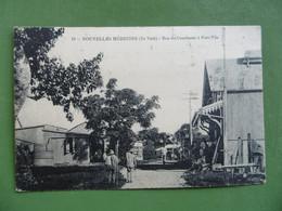 NOUVELLES - HEBRIDES ( VANUATU )  N° 19 Rue Du Commerce A PORT - VILA             - Timbres - Vanuatu