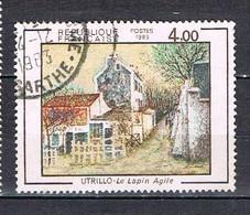 Le Lapin Agile De Maurice Utrillo N°2297 - Oblitérés