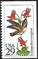 USA - MNH ** 1992 :     Calliope Hummingbird  -  Selasphorus Calliope - Colibrì