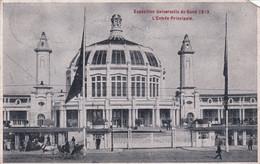Gand Exposition 1913 L Entree Principale - Gent