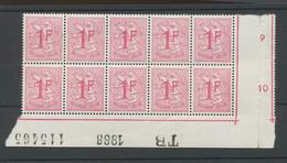 1F. Date Extrème. 1988 - 1951-1975 Lion Héraldique