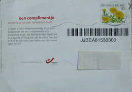 België Bpost Complimentenkaart (opgedrukte Zegel) - 2000-...