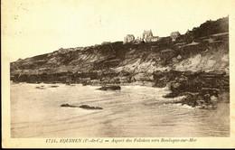 62-532 - PAS DE CALAIS - EQUIHEN - Aspect Des Falaises Vers Boulogne Sur Mer - Altri Comuni