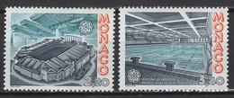 Monaco 1987: Y&T N° 1565/66 ** MNH. TTB - Unused Stamps