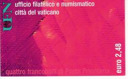 """2002 - VATICANO -  LIBRETTO """" VIAGGI DI GIOVANNI PAOLO II """" NUOVO VEDI++++ - Markenheftchen"""