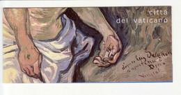 """2003 - VATICANO -  LIBRETTO """" MAESTRI DELLA PITTURA """" NUOVO VEDI++++ - Markenheftchen"""