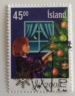Islande 45 Couronnes Oblitéré 2003 - Gebraucht
