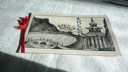 Carte Bateau Vapeur Arcus Canton Au Tonkin Wuchow Nanning Lungchow Chine Kweihsien - War 1914-18