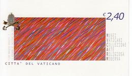 """2004 - VATICANO -  LIBRETTO """" MUSEI VATICANI """" NUOVO VEDI++++ - Markenheftchen"""
