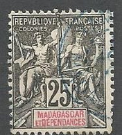 MADAGASCAR N° 35 OBL - Oblitérés
