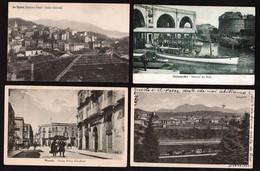 ITALIE: Joli Lot De 6 Cartes Neuves Et Oblitérées. La Spezia, Civitavecchia, Malnate, Marsala, Moncenisio, ....... - La Spezia
