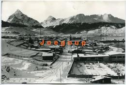 Big Postcard Snow Cemetery Vista Recuerdo De Ushuaia Tierra Del Fuego Patagonia Argentina - Argentina