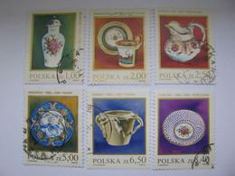 Polen  2739 - 2744   O - Usati