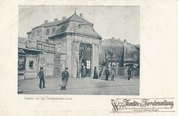AK - Wien VIII. Lerchenfelder Gürtel - Linienkapelle 1901 - Altri