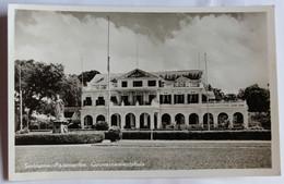 CPSM Qualité Photo Suriname Paramaribo Gouvernementshuis - Surinam