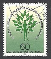 Berlin, 1985, Mi.-Nr. 742, Gestempelt - Oblitérés