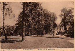 Carte Postale Ancienne - Circulé - Dép. 91 - RIS ORANGIS - La THEUILLERIE, Entrée - Ris Orangis