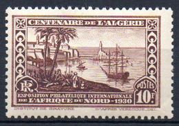 ColTGC  Algérie N° 100 Neuf XX MNH Cote 40,00€ - Neufs