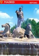Espagne - Madrid - Monumento A Neptuno - Fisa Escudo De Oro - Nº 161 - - Madrid