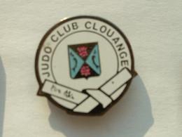 PIN'S JUDO CLUB CLOUANGE - Judo