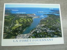 LA FORET-FOUESNANT - Vue Générale Aérienne - Editions D'Art Jack - Année 2000 - - Fouesnant