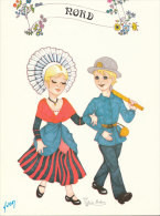 Folklore De France Par Valérie ASLAN       NORD - Aslan