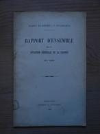 Colonie Du Dahomey Rapport D'ensemble Sur La Situation Générale De La Colonie En 1899 Colonie Française Bénin - 1801-1900