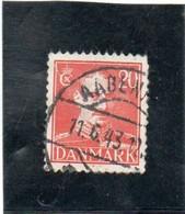 DANEMARK    1943  Y.T. N° 284  Oblitéré - Oblitérés