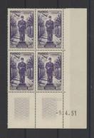 MAROC.  YT  PA N° 81   Neuf **  1951 - Poste Aérienne