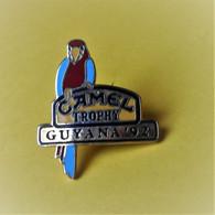 Pin's Camel Trophy Guyana 92 - Sachet 9 - Non Classés