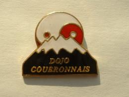 PIN'S JUDO - DOJO COUERONNAIS - Judo