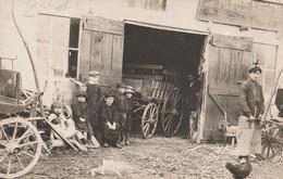 15  CARTE PHOTO  LE ROUGET  MARECHAL FERRAND CHARRON  (  Voir Texte Au Dos) - Other Municipalities