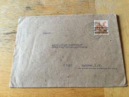 K17 Alliierte Besetzung 1948 Brief Von Essen-Werden - Zone Anglo-Américaine