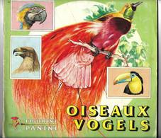 OISEAUX - Album PANINI 1978 - 38 Stickers Manquants Sur 300 - Etat D'usage - Andere