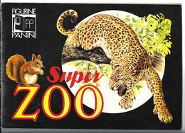 SUPER ZOO - Album PANINI Années 70 - 62 Stickers Manquants Sur 283- Très Bel état - Andere