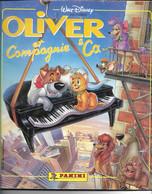 OLIVER & CO - Album PANINI 1988 - Complet - Etat D'usage - Walt Disney - Andere