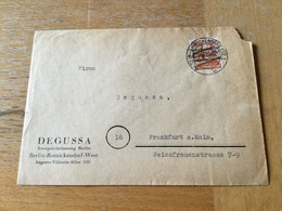 K17 Alliierte Besetzung 1948 Brief Von Berlin-Reinickendorf Ost - Zone Anglo-Américaine