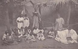 Gent, Gand Exposition 1913, Village Sénégalais Ecole (pk78270) - Gent