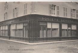 15  SAINT FLOUR  L'AGENCE SOCIETE GENERALE - Saint Flour