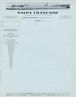 60 PONT SAINTE MAXENCE Ste 75 PARIS PONT DE BEAUVOISIN COURRIER SALPA FRANCAISE - X111 OISE ISERE - 1900 – 1949